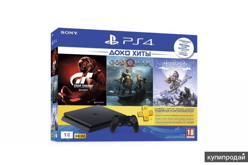 PS4+VR Mega Pack+Игры