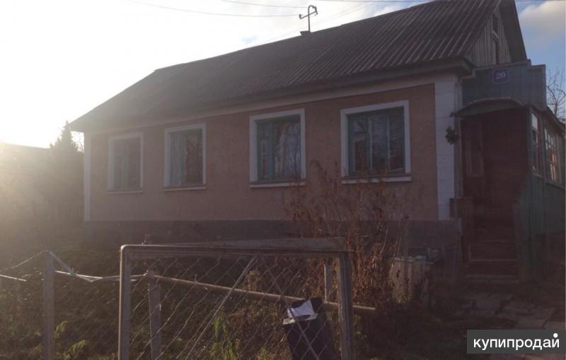 Продается крепкий, хороший, капитальный, отдельно стоящий одноэтажный дом.
