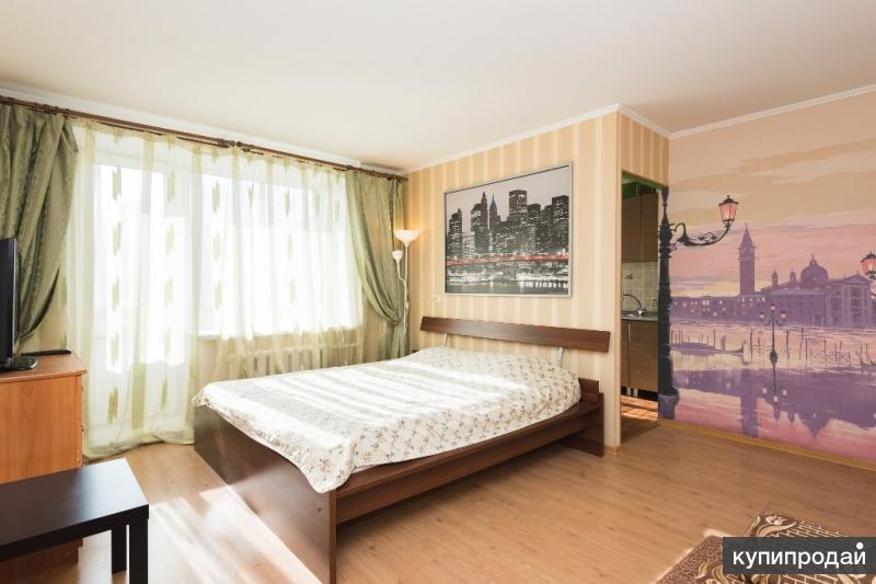 1-к квартира, 40 м2, 3/9 эт. ул.  Красный переулок, 25К1