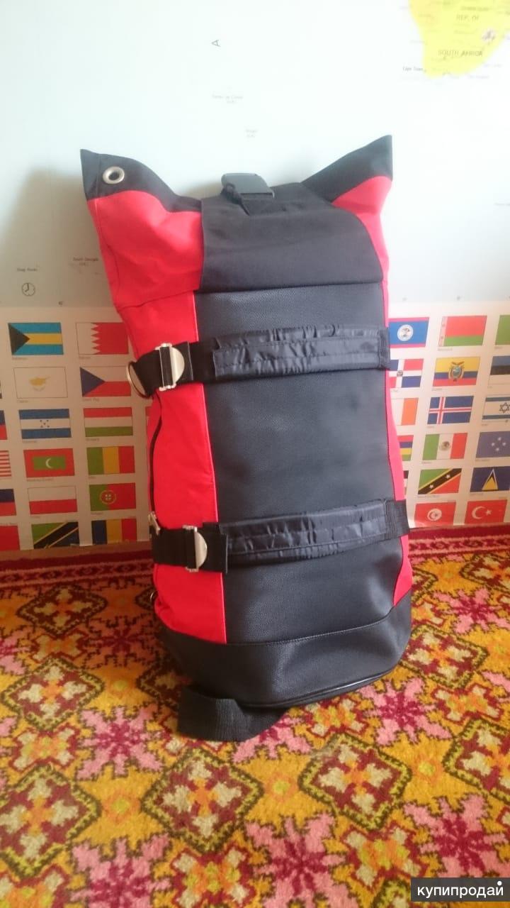 Marlboro Adventure большая спортивная сумка/рюкзак