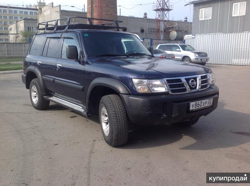Продаю Nissan Patrol, 2002