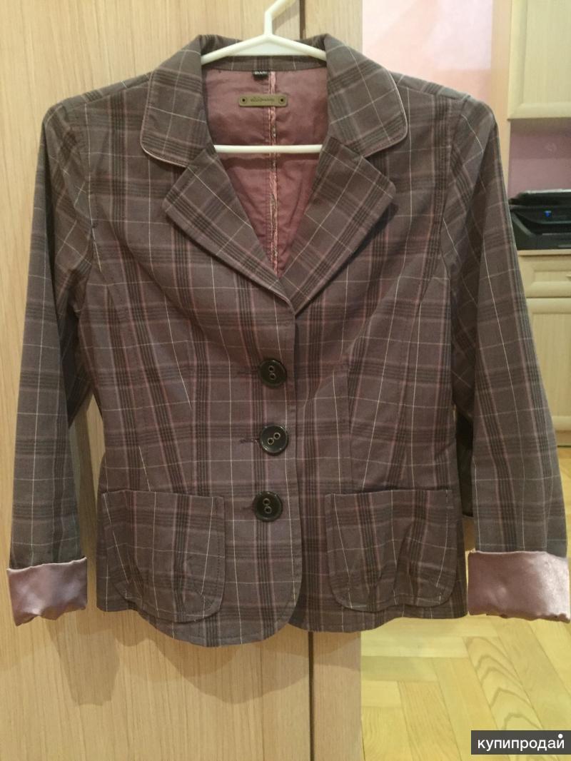 Стильный пиджак SELA на 42