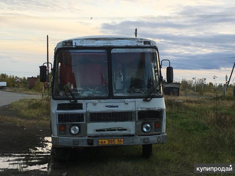 Продам автобус ПАЗ
