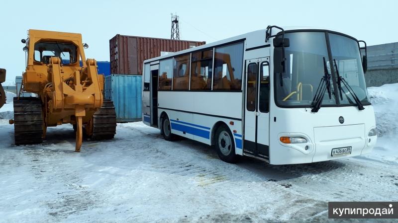 Автобус КАВЗ 4235-31 «Аврора», 2008г, дв.Cummins (Евро-3), ОТС!