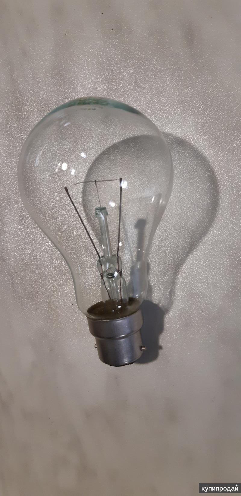 Лампа судовая