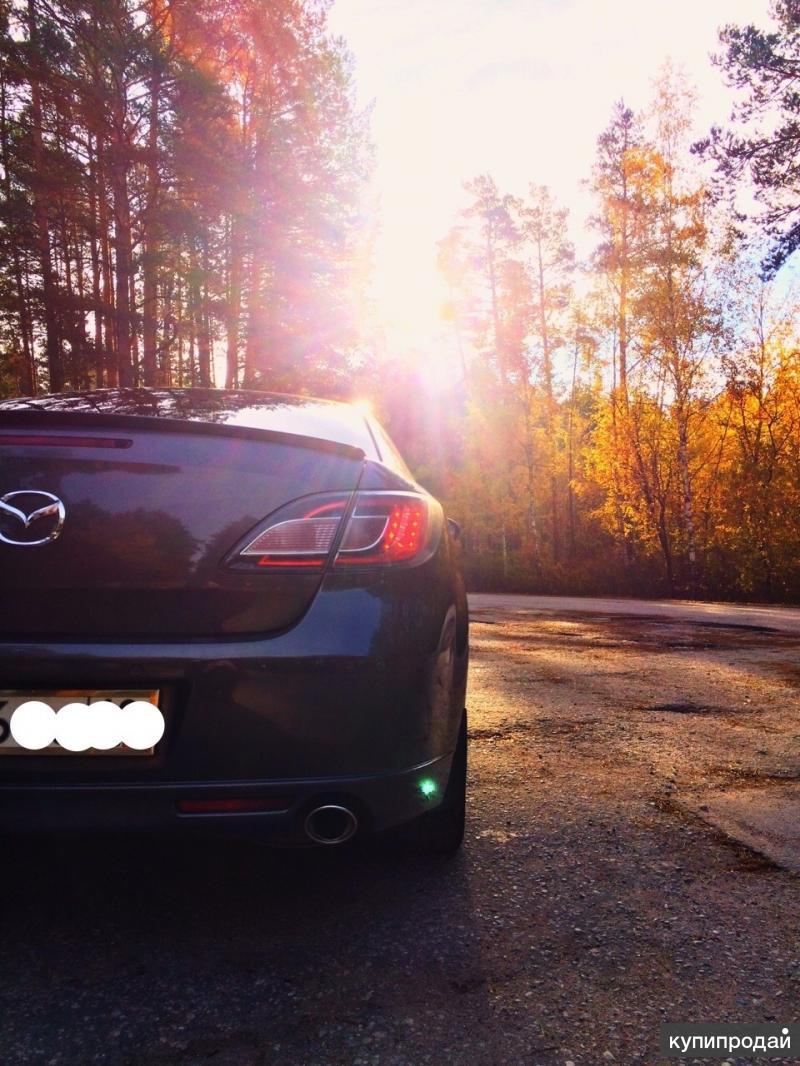 Продам Mazda 6, 2007 г.в., 2.0 л