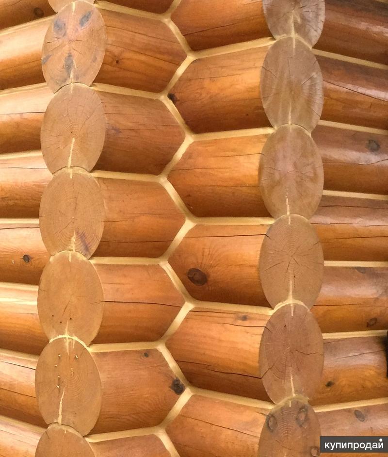 сойдет лед теплый шов для деревянного дома фото качественные
