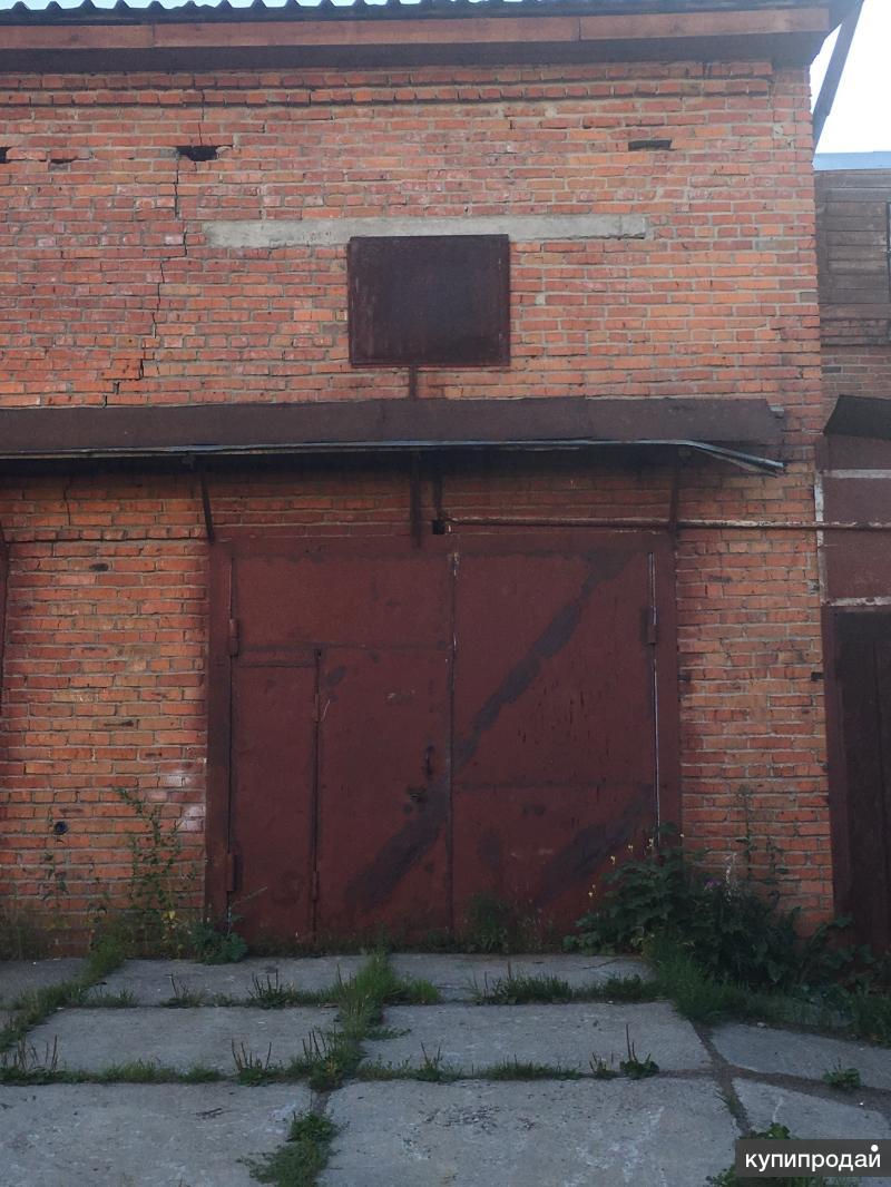 Продам гаражный бокс