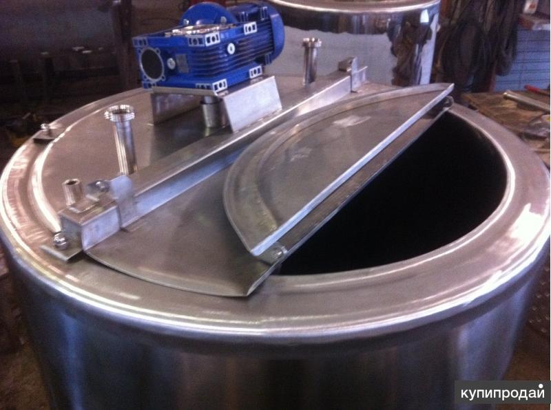 Ванна ВДП 630л танк молочный универсальный