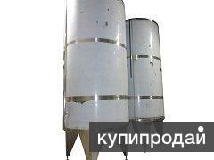 Танк вертикальный изотермический 10000л
