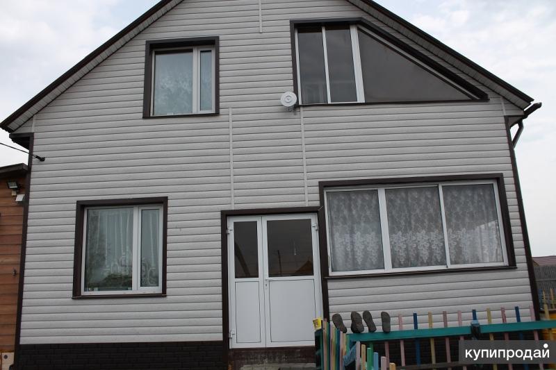 Продаётся двухэтажный дом площадью 142 кв.м., на участке 10 соток