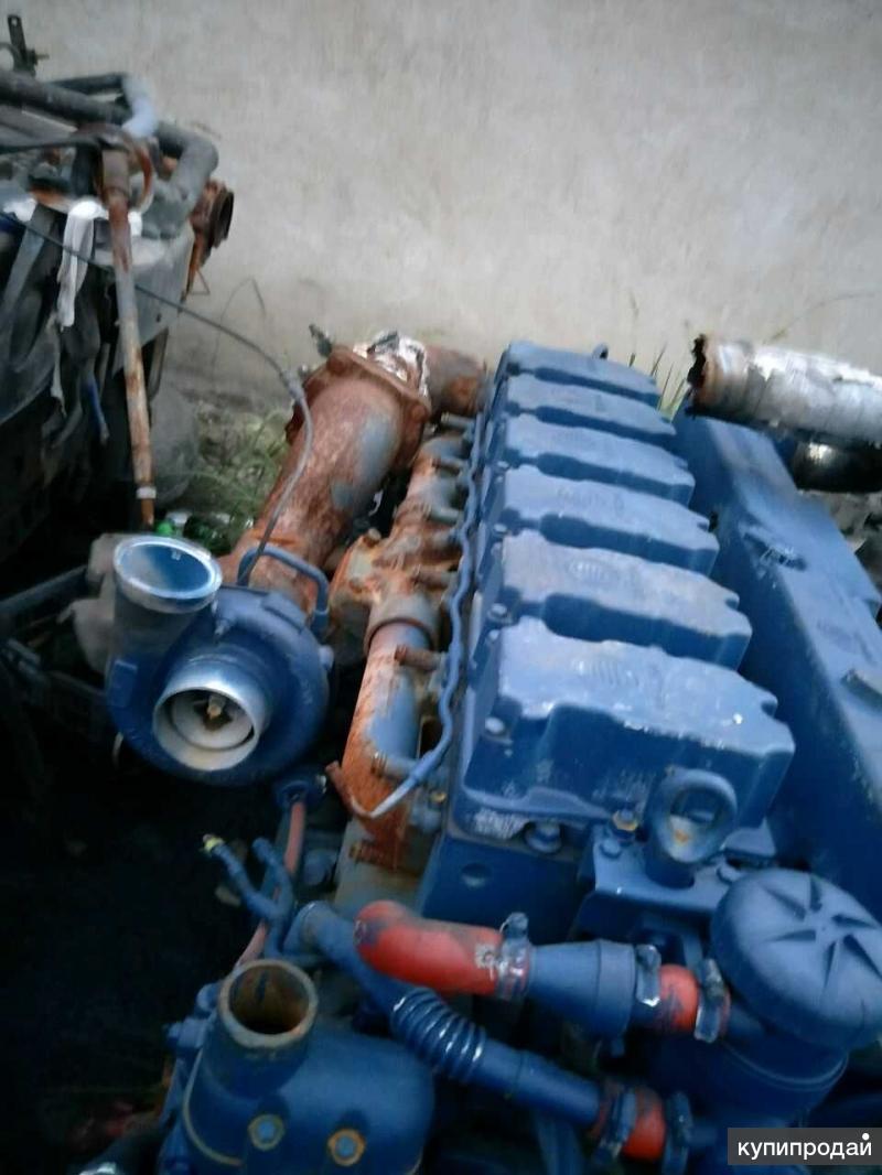 Двигатель судовой бу  Weichai WP 12.430