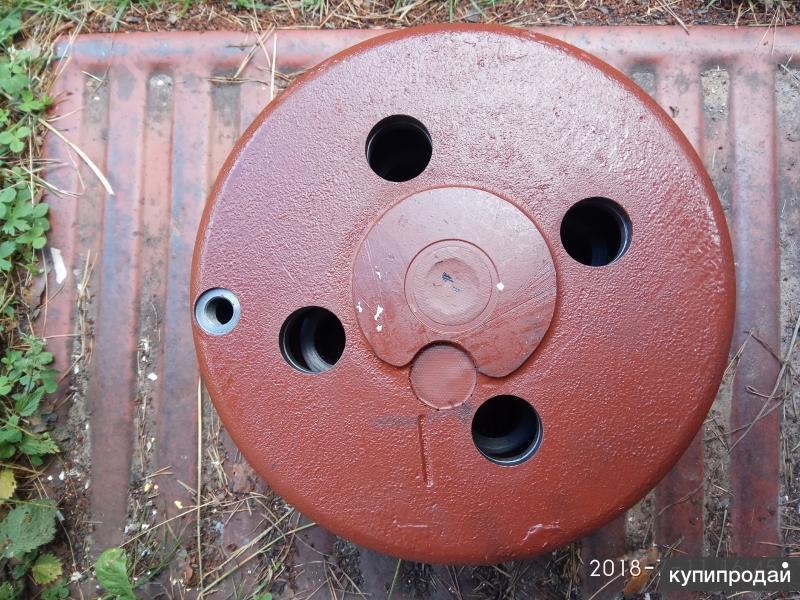 Крышка ступицы(планетарка) Kalmar DCE 160-12
