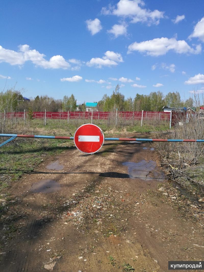Земельный участок рядом с п.Калинка