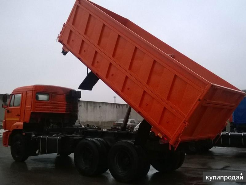 Кузов Зерновоз Самосвал на Камаз Маз Производство