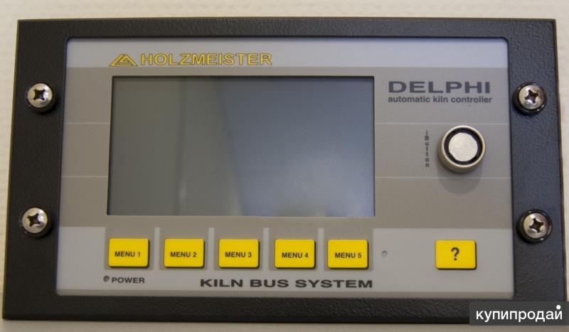 Контроллер Delphi
