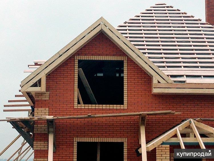 Построим крышу для дома под ключ