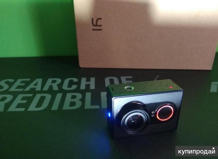 Yi action camera (Экшн камера XiaoYi Basic)