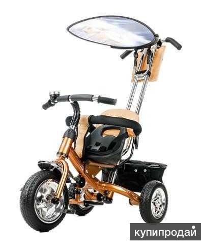 Продам Продам детский трёхколёсный велосипед