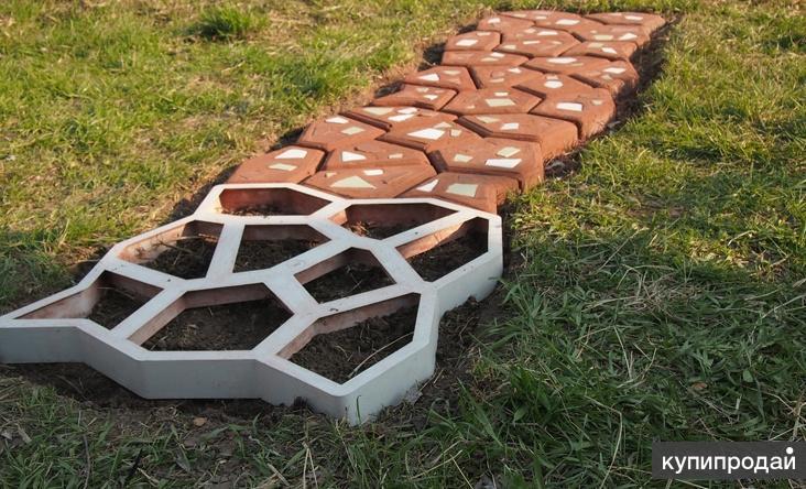 опалубка для тротуарной плитки