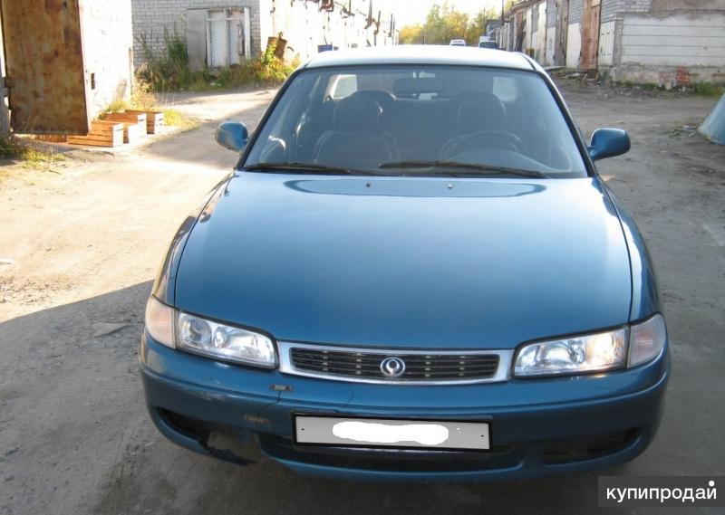 Mazda 626 GE, 1996