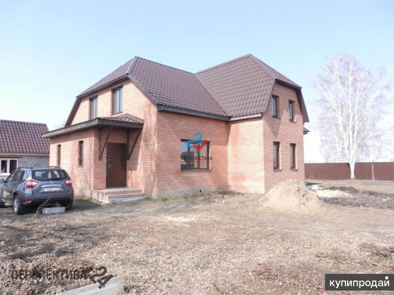 Продаётся большая усадьба с общей площадью 175 кв.м.