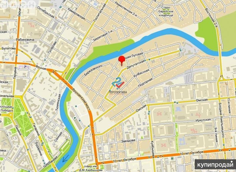Предлагаем земельный участок, общей площадью 705 кв.м.