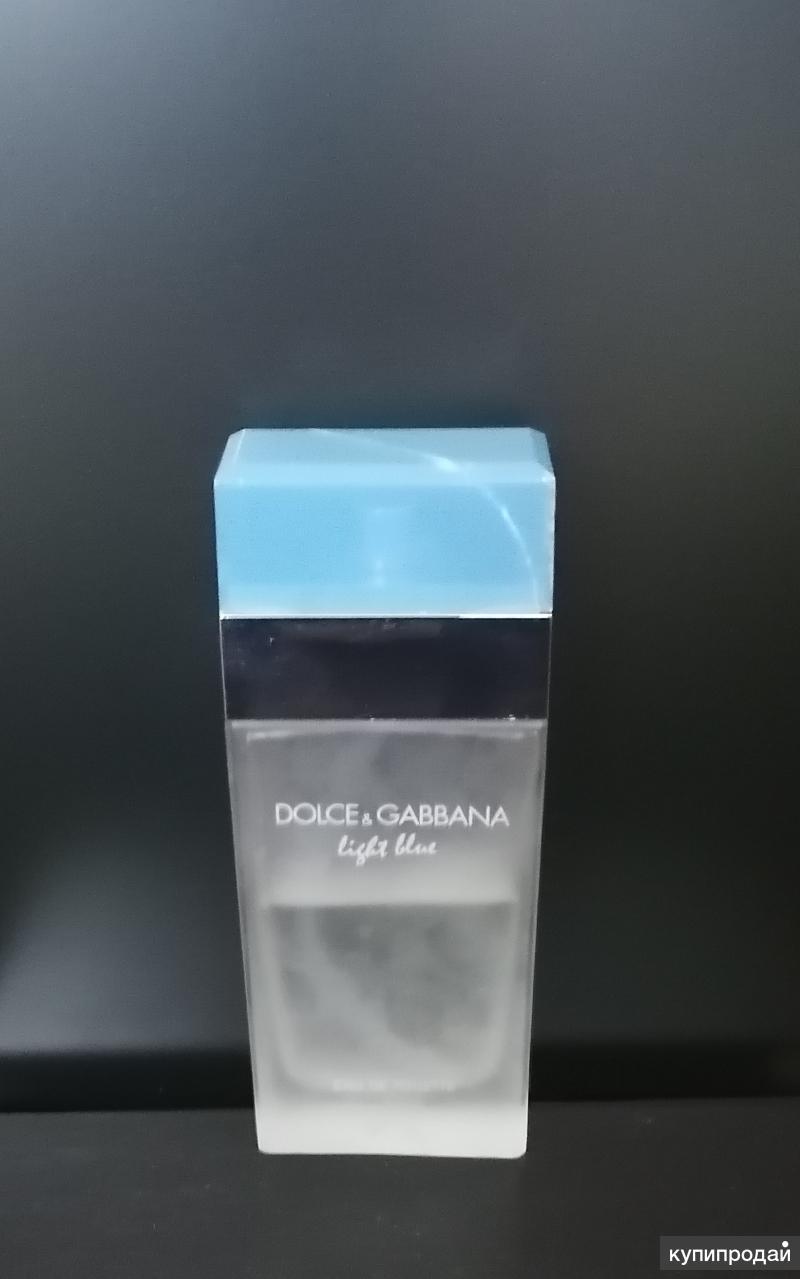 Dolce&Gabbana Light Blue 100 ml Туалетная вода для женщин