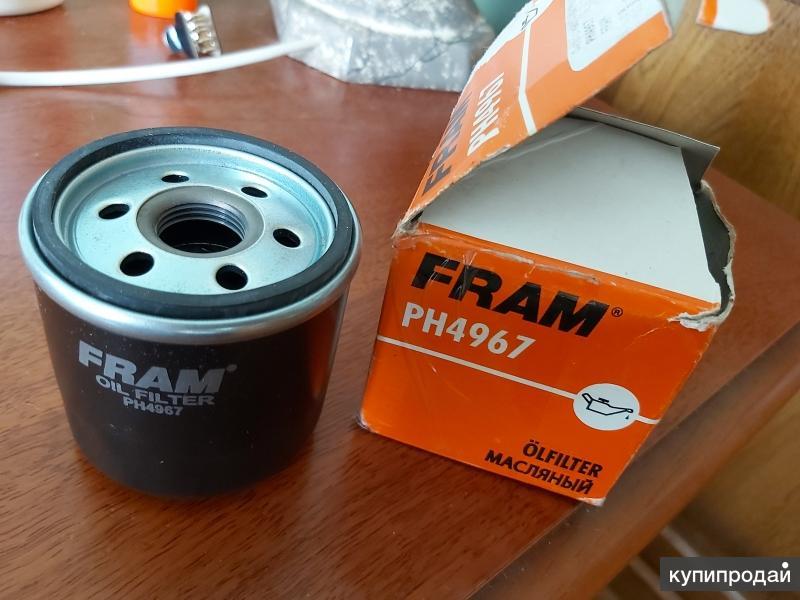 Масляный фильтр,  Fram PH4967.