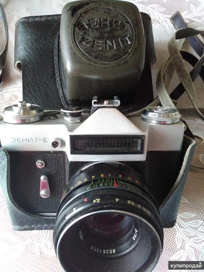 скупка фотоаппарата зенит саратов