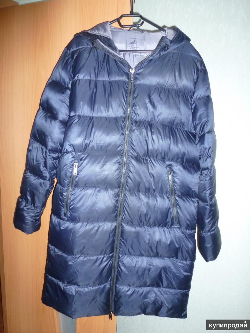 продам пальто мужское зимнее