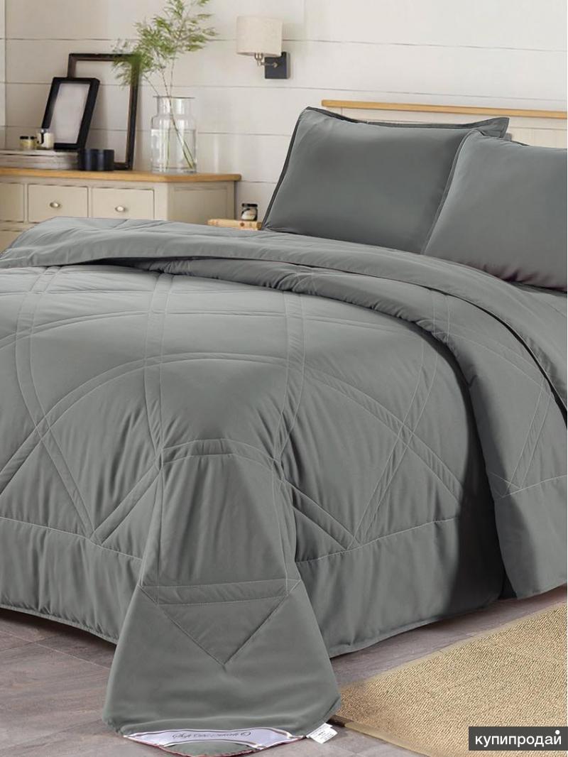 Комплект постельного белья, с одеялом.