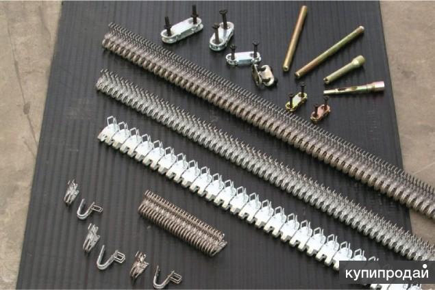 Замки и механические соединители для транспортерных лент