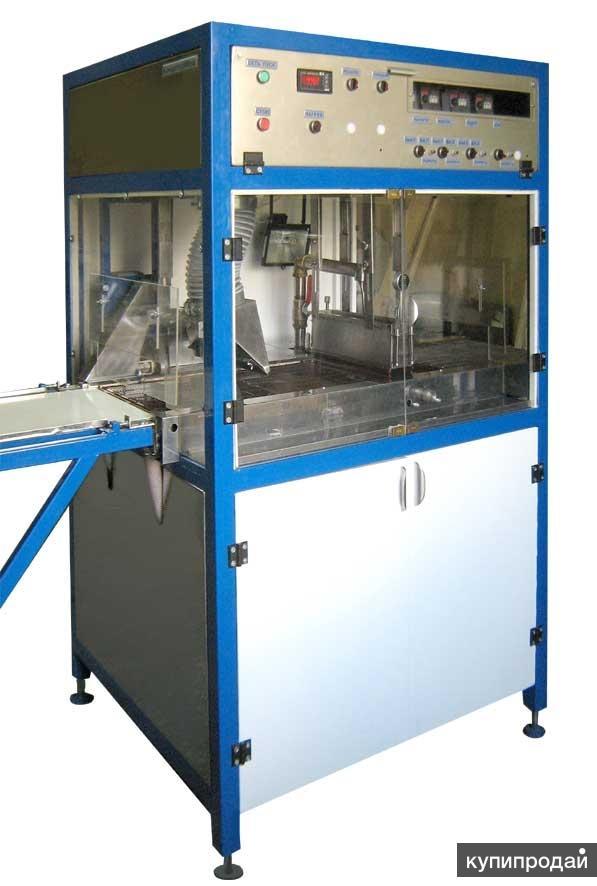 Производим и реализуем линии глазирования кондитерских изделий