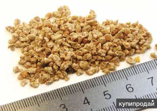 Известняковая крупка для подкормки птиц. 1-3 мм