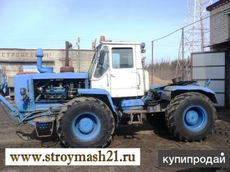 Трактора колесные Т-150, б.у, Чебоксары