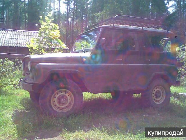 Продаю УАЗ 31519