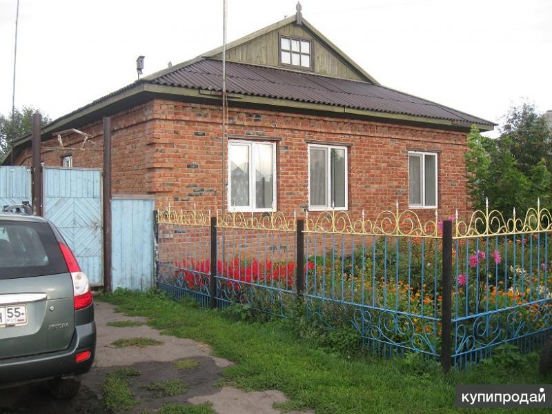 Продам дом 142 м2 на берегу Иртыша