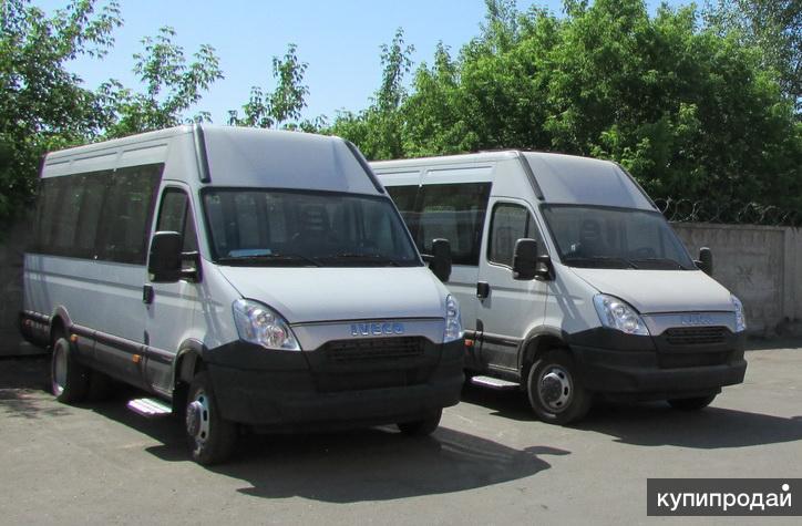 Продам микроавтобус Iveco Daily 50C15VH