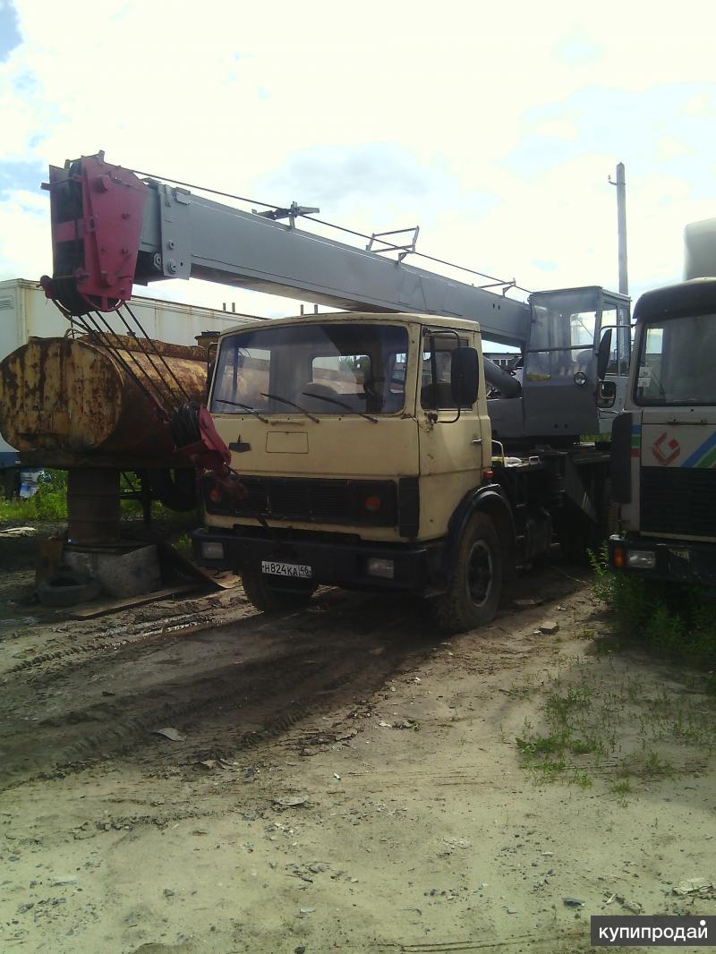 Продам МАЗ КС 3577-3