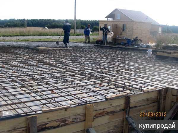 Построим фундамент в Пензе, цена и стоимость фундамента