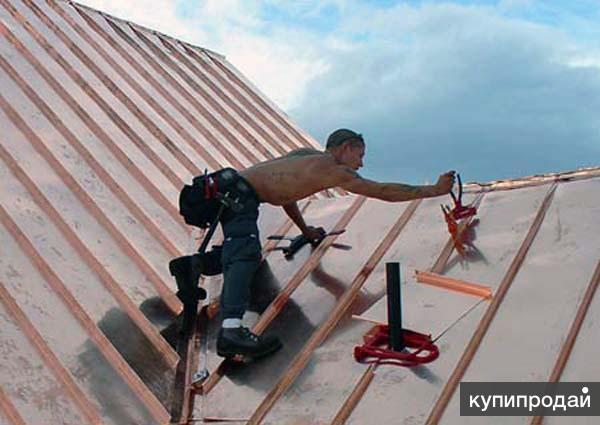 Монтаж крыш, мансард и кровель в Пензе, цена за работу