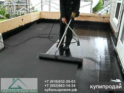 ремонт кровли гаража, склада, цеха, магазина, офиса в Краснодаре
