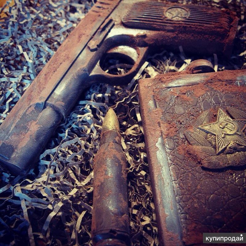 Шоколадный набор - Оружейный