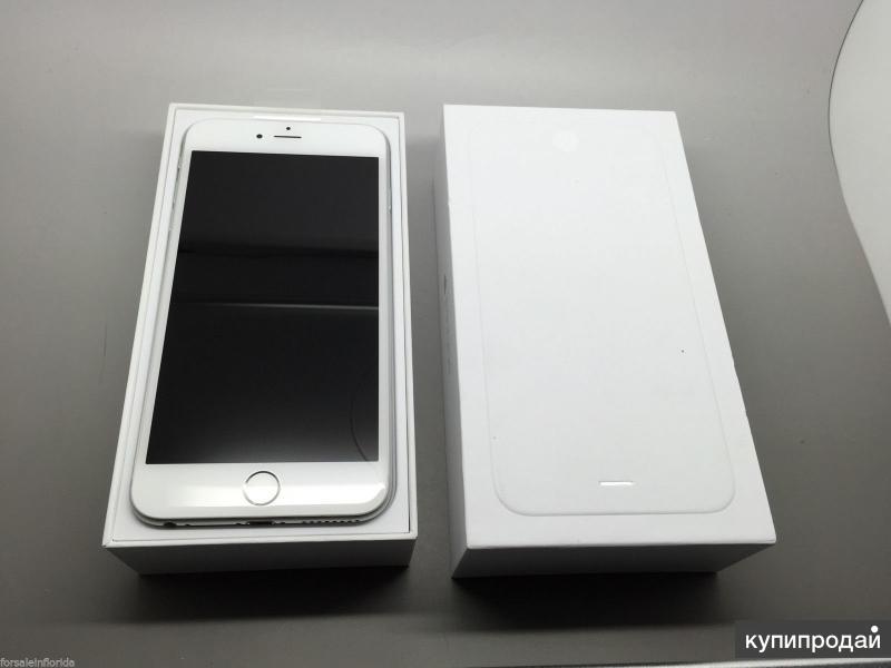 Новый запечатанный Apple, iPhone 6 Plus - 64 ГБ - золото (Factory Unlocked) -Shi