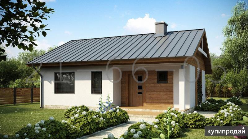 Продам дом 70,2 м2 по эксклюзивному проекту в Богословке. Ипотека от Сбербанка