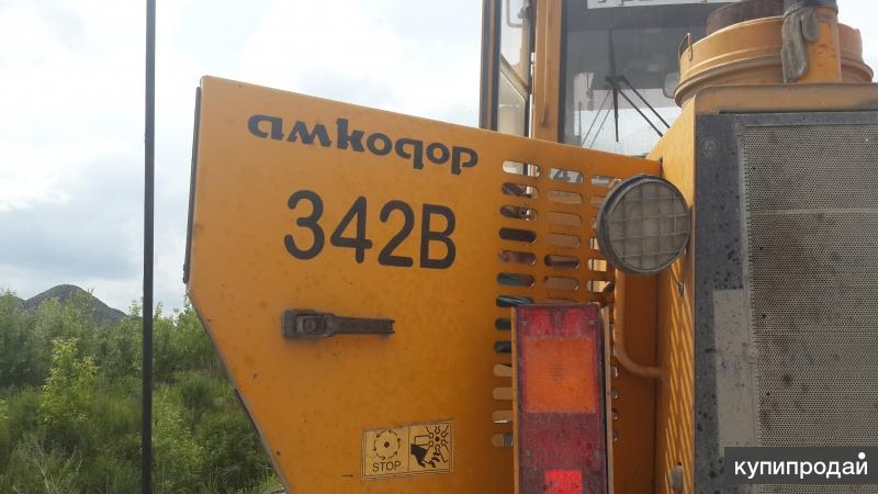 Амкодор 342 В отличное состояние