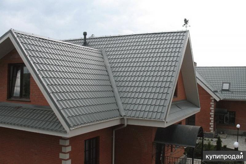 Построим крышу, Поменяем кровлю на Вашем доме