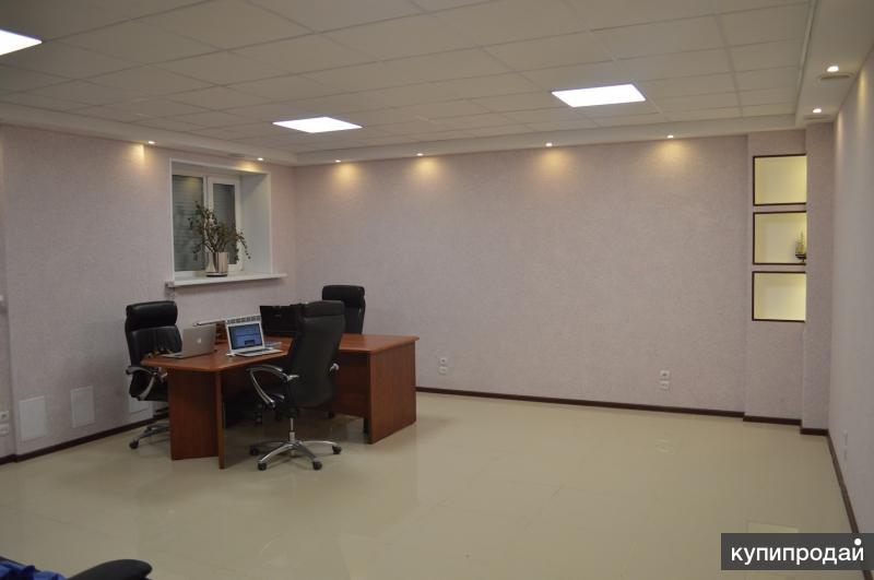 Офис 90 м2 (ул. Лукса 10а)