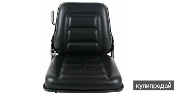 Перетяжка, восстановление сидений автопогрузчиков